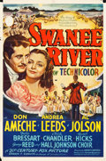 """Movie Posters:Musical, Swanee River (20th Century Fox, 1939). One Sheet (27"""" X 41"""") Style B.. ..."""