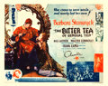 "Movie Posters:Drama, The Bitter Tea of General Yen (Columbia, 1933). Half Sheet (22"" X 28"").. ..."