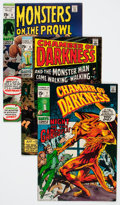 Bronze Age (1970-1979):Horror, Chamber of Darkness/Monsters on the Prowl Group (Marvel, 1970s)Condition: Average VF.... (Total: 20 Comic Books)