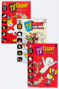 Silver Age (1956-1969):Cartoon Character, TV Casper and Company File Copy Group (Harvey, 1963-74) Condition: Average VF/NM.... (Total: 59 Comic Books)
