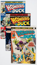 Bronze Age (1970-1979):Humor, Howard the Duck #2-32 Group (Marvel, 1976-86) Condition: AverageVF.... (Total: 32 Comic Books)