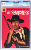 Silver Age (1956-1969):Western, Four Color #709 The Searchers (Dell, 1956) CGC VF/NM 9.0 Off-white to white pages....