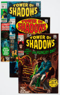 Silver Age (1956-1969):Horror, Tower of Shadows #1-9 Group (Marvel, 1969-71) Condition: AverageVF.... (Total: 9 Comic Books)