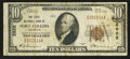 National Bank Notes:Colorado, Fort Collins, CO - $10 1929 Ty. 1 The First NB Ch. # 2622. ...