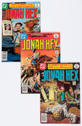 Bronze Age (1970-1979):Western, Jonah Hex Group (DC, 1977-85) Condition: Average FN+.... (Total: 91 Comic Books)