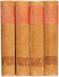 Books:Reference & Bibliography, [Bibliography]. J. Payne Collier. A Bibliographical and CriticalAccount of the Rarest Books in the English Language, ...(Total: 4 Items)