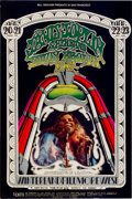 Music Memorabilia:Posters, Janis Joplin & Her Band/Savoy Brown Winterland/Fillmore West Concert Poster BG-165 (Bill Graham, 1969)....