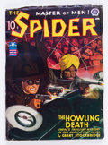 Pulps:Hero, The Spider - January '43 (Popular, 1943) Condition: VG/FN....
