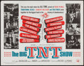 "Movie Posters:Rock and Roll, The Big T.N.T. Show (American International, 1966). Half Sheet (22""X 28""). Rock and Roll.. ..."