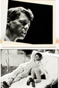 Books:Photography, [Robert Kennedy]. [Production Art]. Two Photographic Reproductions Depicting Robert Kennedy, Cropped for Publication. Variou...