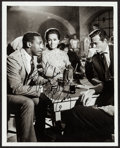 "Movie Posters:Action, Bill Cosby in I Spy (NBC, 1965). Autographed Photo (7"" X 9"").Action.. ..."