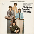 Music Memorabilia:Recordings, Beatles Yesterday And Today Second State Butcher Cover.Capitol 2553, 1966). ...