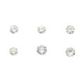 Estate Jewelry:Unmounted Diamonds, Unmounted Diamonds. ... (Total: 6 Items)
