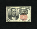 Fractional Currency:Fifth Issue, Fr. 1265 10c Fifth Issue Choice New. Some natural paper ripple isnoticed....
