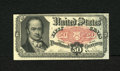 Fractional Currency:Fifth Issue, Fr. 1381 50c Fifth Issue Choice New. A lovely Crawford note thathas good margins, bright colors and crisp paper surfaces....