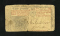 Colonial Notes:New Jersey, New Jersey April 12, 1760 £3 Very Good....