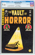 Golden Age (1938-1955):Horror, Vault of Horror #16 Gaines File pedigree 10/11 (EC, 1950) CGC NM+9.6 Off-white to white pages....
