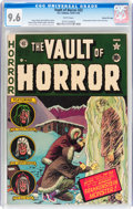 Golden Age (1938-1955):Horror, Vault of Horror #22 Gaines File pedigree 6/12 (EC, 1951) CGC NM+9.6 White pages....