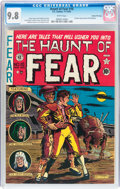 Golden Age (1938-1955):Horror, Haunt of Fear #10 Gaines File pedigree 12/12 (EC, 1951) CGC NM/MT9.8 White pages....