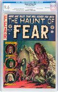 Golden Age (1938-1955):Horror, Haunt of Fear #14 Gaines File pedigree 12/12 (EC, 1952) CGC NM+ 9.6Off-white to white pages....