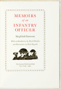 Books:Biography & Memoir, Paul Hogarth, illustrator. SIGNED/LIMITED. Siegfried Sassoon.Memoirs of an Infantry Soldier. New York: Limited ...