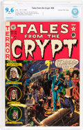 Golden Age (1938-1955):Horror, Tales From the Crypt #26 Gaines File pedigree 3/12 (EC, 1951) CBCSNM+ 9.6 White pages....