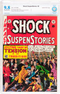 Golden Age (1938-1955):Horror, Shock SuspenStories #2 Gaines File pedigree 8/10 (EC, 1952) CBCSNM/MT 9.8 Off-white to white pages....