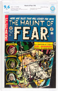 Golden Age (1938-1955):Horror, Haunt of Fear #16 Gaines File pedigree 4/11 (EC, 1952) CBCS NM+ 9.6White pages....