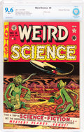 Golden Age (1938-1955):Science Fiction, Weird Science #6 Gaines File pedigree (EC, 1951) CBCS NM+ 9.6 Whitepages....