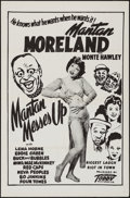 "Movie Posters:Black Films, Mantan Messes Up (Toddy Pictures, R-1949). One Sheet (27"" X 41"").Black Films.. ..."