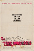 "Movie Posters:Documentary, The Love Goddesses (Walter Reade-Sterling, 1965). One Sheet (27"" X 41""). Documentary.. ..."