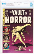 Golden Age (1938-1955):Horror, Vault of Horror #40 Gaines File pedigree 5/12 (EC, 1954) CBCS NM+9.6 White pages....