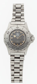 "Luxury Accessories:Accessories, Tag Heuer Stainless Steel 3000 WW Watch. Good to Very GoodCondition. 6"" Width Band. ..."