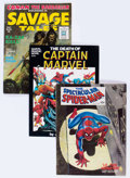 Magazines:Miscellaneous, Marvel Magazines Group (Marvel, 1960s-'80s) Condition: AverageFN/VF....