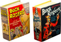 Big Little Book:Miscellaneous, Big Little Book Buck Rogers Group (Whitman, 1938-41) Condition:Average FN+.... (Total: 2 Items)