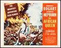 """Movie Posters:Adventure, The African Queen (United Artists, 1952). Title Lobby Card (11"""" X14"""").. ..."""