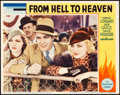 "Movie Posters:Drama, From Hell to Heaven (Paramount, 1933). Lobby Card (11"" X 14"").. ..."