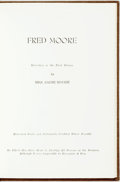 Books:Biography & Memoir, [African-American History]. Sadie Moore. Fred Moore. Narrationin the First Person. Denton: Privately published, [n....