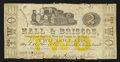 Obsoletes By State:Louisiana, New Orleans, LA- Hall & Briscoe $2 Feb. 3, 1862 . ...