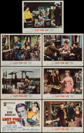 "Movie Posters:Drama, Lust for Life (MGM, 1956). Title Lobby Card & Lobby Cards (6) (11"" X 14""). Drama.. ... (Total: 7 Items)"