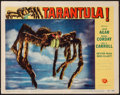 "Movie Posters:Science Fiction, Tarantula (Universal International, 1955). Lobby Card (11"" X 14"").Science Fiction.. ..."