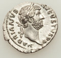 Ancients:Roman Imperial, Ancients: Hadrian (AD 117-138). AR denarius (3.48 gm). ...