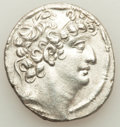 Ancients:Greek, Ancients: SELEUCID KINGDOM. Philip I Philadelphus (ca. 95/4-76/5BC). AR tetradrachm (15.51 gm). ...