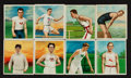 Olympic Cards:General, 1910 T218 Mecca/Hassan Athletes Partial Set (48/62). ...