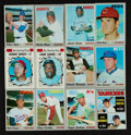 Baseball Cards:Sets, 1970 Topps Baseball Starter Set (575). ...