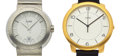Timepieces:Wristwatch, Two Like New/Old Stock Alfex Wristwatches. ... (Total: 2 Items)