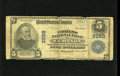 National Bank Notes:Kentucky, Lebanon, KY - $5 1902 Plain Back Fr. 600 The Citizens NB Ch. #3988. This new addition to the Kelly census was well rece...