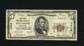 National Bank Notes:Maryland, Baltimore, MD - $5 1929 Ty. 2 The First NB Ch. # 1413. Type Onesoutnumber Type Twos in the census for this bank by a t...
