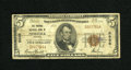 National Bank Notes:Virginia, Norfolk, VA - $5 1929 Ty. 1 The Virginia NB Ch. # 9885. There isonly one Type One $5 in the census for this bank title,...