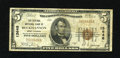 National Bank Notes:West Virginia, Buckhannon, WV - $5 1929 Ty. 1 The Central NB Ch. # 13646. Thisexample from this popular yet somewhat common bank is a...